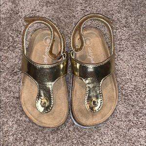 Cat & Jack toddler sandals size 6
